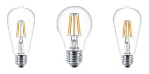 Philips Filament LED Lampen