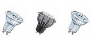 Osram Reflektorlampen LED GU10