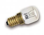 Sylvania Birnenlampe Kühlschrank E14 15W 240V 22mm KL SL Glühlampe - 10 Stück EEK: E