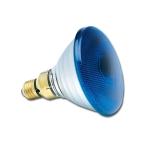 Sylvania PAR38 Farbe E27 80W 240V 30° blau SL Speziallampe - 10 Stück