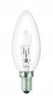 Sylvania Classic Eco Kerze E14 18W 240V SL Halogenlampe - 10 Stück EEK: D