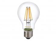 Sylvania ToLEDo Retro A60 E27 6W 806lm 827 KL BL LED-Lampe - 1 Stück EEK: A++