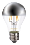Sylvania ToLEDo Retro A60 E27 4W 450lm 827 KS BL LED-Lampe - 1 Stück EEK: A++