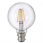 Sylvania ToLEDo Retro G80 B22 4W 470lm 827 KL SL LED-Lampe - 1 Stück EEK: A++