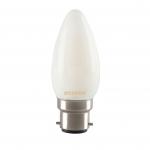 Sylvania ToLEDo Retro Kerze B22 4W 400lm 827 WS SL LED-Lampe - 1 Stück EEK: A++