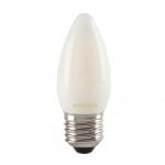 Sylvania ToLEDo Retro Kerze E27 4W 400lm 827 WS BL LED-Lampe - 1 Stück EEK: A++