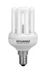 Sylvania Mini-Lynx Fast-Start Stick E27 11W 860 SL Kompaktleuchtstofflampe - 10 Stück EEK: A