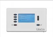Sylvania Blende Chrom für DMX Steuermodul LCD Wandmontage Lichtmanagement-System - 1 Stück