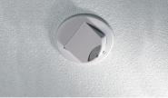 Sylvania Verstellbarer Mikrowellensensor zur Deckenmontage, IR + Lux, 1-10V Lichtmanagement-System - 1 Stück