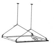 Sylvania Start Flat PanelLED Abhängeset Leuchte Sylvania - 1 Stück