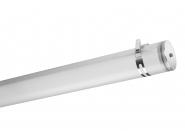 Sylvania Sylproof Tubular LED 1500 2-lampig 49W 840 Einzelbatterie 3h Leuchte Sylvania - 1 Stück EEK: A+