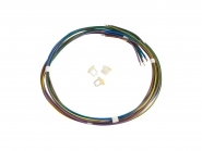Sylvania Rana Linear LED Durchgangsverdrahtung 5x1,5mm² 1350mm Leuchte Sylvania - 1 Stück