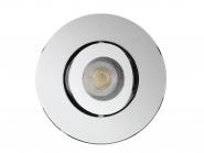Sylvania Synergie LED 5,5W 830 CDim chrom Leuchte Sylvania - 6 Stück