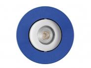 Sylvania Synergie LED 5,5W 830 CDim aussen blau/innen opal Leuchte Sylvania - 6 Stück