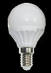 mlight LED-Tropfen, 3W, 230V, E14, 2900K, 200°, 250lm, 30000h, A+, nicht dimmbar