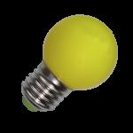 mlight LED-Tropfen, 0, 5W, 230V, E27, gelbK, 120°, 10lm, 10000h, , nicht dimmbar