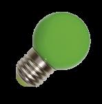 mlight LED-Tropfen, 0, 65W, 230V, E27, grünK, 120°, 13lm, 10000h, , nicht dimmbar