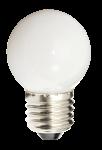 mlight LED-Tropfen, 0, 5W, 230V, E27, 2700K, 120°, 30lm, 10000h, A+, nicht dimmbar