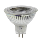 mlight LED-Reflektor, 3W, 12V, GU 5, 3, 4200K, 36°, 230lm, 25000h, A++, nicht dimmbar