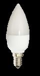 mlight LED-Kerze, 5, 5W, 230V, E14, 3000K, 200°, 470lm, 30000h, A+, dimmbar