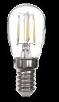 mlight LED-Röhre ST 26 Fadenlampe klar, 2W, 230V, E14, 2700K, 300°, 220lm, 20000h, A++, nicht dimmbar