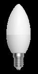 mlight LED-Kerze, 3W, 230V, E14, 2700K, 240°, 250lm, 20000h, A+, nicht dimmbar