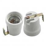 Kanlux HLDR-E27-F Keramik-Lampenfassung