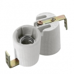 Kanlux HLDR-E14-F Keramik-Lampenfassung