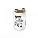 Kanlux BS-1 4-22W Starter für Leuchtstoffröhren