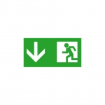 Kanlux EXIT PICTO-STEP1 Piktogramm für Notleuchten