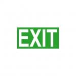 Kanlux EXIT PICTO-EXIT Piktogramm für Notleuchten