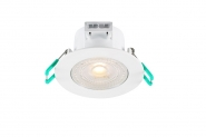 Sylvania START ECO SPOT 420lm 830 IP44 DIM WHT