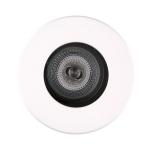 Sylvania START Spot Kit rund IP44 6,5W 580lm 840 schwenkbar Dim weiß