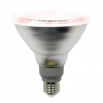 LM LED Pflanzenlampe PAR38 12W-E27/spezial