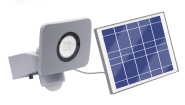 Century LED Fluter SHUTTLE SLIM Solar seperat - 10W
