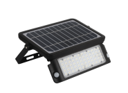 Century LED Fluter DVERSO Solar mit Sensor  - 10W