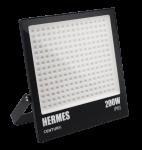 Century LED Fluter HERMES schwarz - 200W