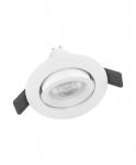 Ledvance SPOT KIT, Einbaustrahler mit GU10-Lampe, dimmbar
