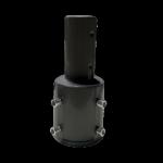 Century Adapter LED Straßenlicht EKODEO - männ. 60mm-weiblich 40mm