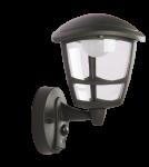 Century LED Wandlampe LILANDA' oben mit Sensor