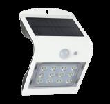 Century LED Solar Wandlampe ARCADIA - 1.5W - weiß