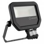 Ledvance FLOODLIGHT SENSOR 20 W, Fluter mit flexiblem Bewegungs- und Tageslichtsensor, 20 W Leistungsaufnahme