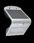 Century LED Solar Wandlampe ARCADIA - 3,2W - silber