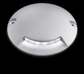Century LED Bodeneinbaustrahler PAVI einfach - 0.4W