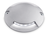 Century LED Bodeneinbaustrahler PAVI zweifach - 0.8W