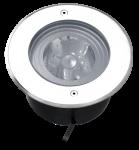 Century LED Bodeneinbaustrahler PAVI - Durchmesser  160 mm