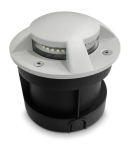 Century LED Bodeneinbaustrahler PAVI vierfach - 5W - 4000K