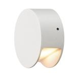 SLV Wandleuchte  PEMA, LED, 3000K, weiß, 3.3W