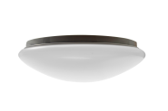 mlight LED-Deckenleuchte rund mit Sensor IP44, 16W, 230V, 3000K, 120°, 1280lm, 40000h, A+, nicht dimmbar, Farbe, weiss