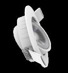 Century LED Spot FUTURA - 6W - 3000K - 450Lm - IP20 - Farbkarton